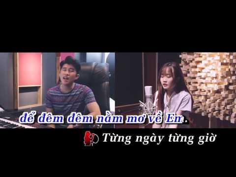 Hit Vpop 2016   Rôn Vinh & Thảo Phạm   Karaoke HongKong