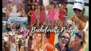 Bachelorette Party VLOG | Miami and Key West