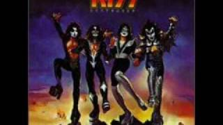Watch Kiss Flaming Youth video
