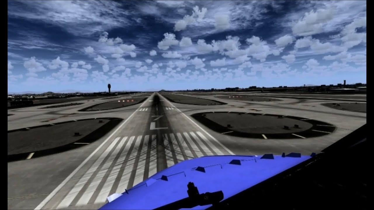 [FSX] Southwest Airlines 737 Landing at Phoenix *HD ...