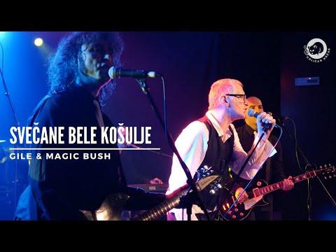 Gile & Magic Bush - Svečane Bele Košulje (official Video)