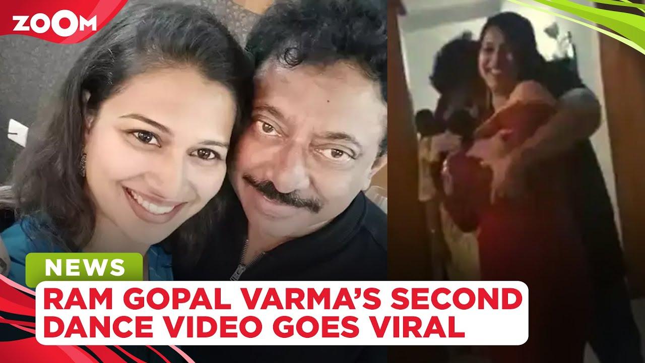 Ram Gopal Varma and Inaya Sultana's second viral dance video surfaces
