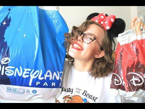 HUGE Disneyland Paris Haul・June 2018 | vilmabrownie