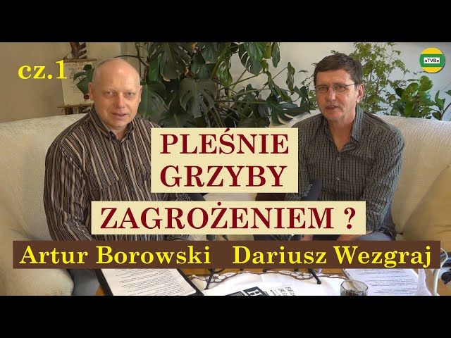 OZON - CO TO JEST ? DLACZEGO POWINNIŚMY OZONOWAĆ POMIESZCZENIA ? cz.1 Dariusz Wezgraj STUDIO 2021