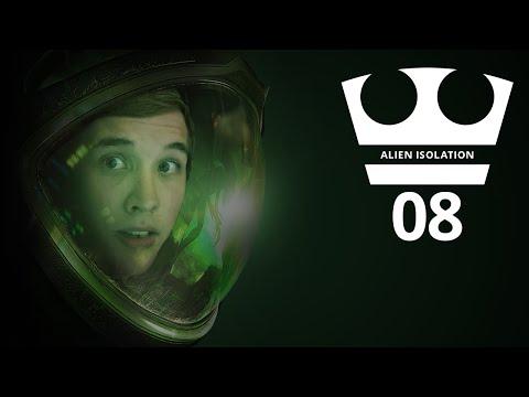 Jirka Hraje - Alien Isolation 08 - Jsem mu v patách