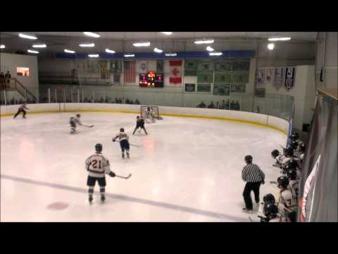 """West Chester Bayard Rustin vs. Springfield Game Highlights: Flyers Cup """"A"""" Championships (3/12/14)"""