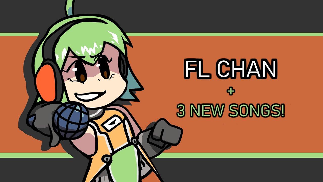 Download FL Chan   Friday Night Funkin' Mod