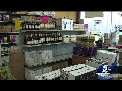 Liquor Stores Closing Due To Oklahoma's New Alcohol Law