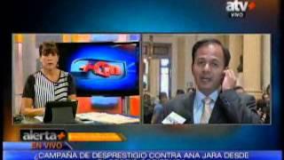 José Díaz Dios se pronuncia por supuesto complot contra la premier