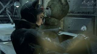 Batman: Arkham City - Walkthrough - Catwoman Episode 3