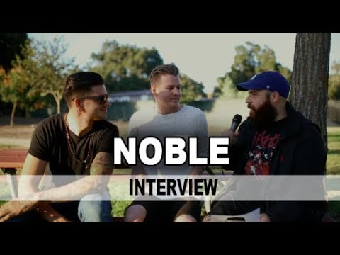 Noble Interview | Super Group | AA!, Confide, ATS, IFAF, Oh, Sleeper
