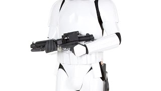 The Body Armour Pt 1 - Building a Screen Accurate Stormtrooper Episode 8
