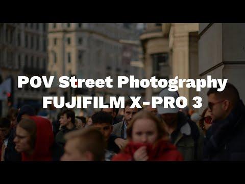 Fujifilm X-Pro 3 Street Photography POV & Exhibition Updates