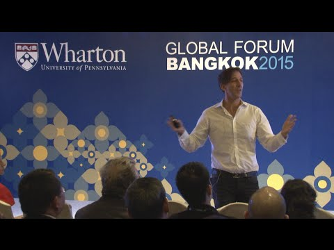 Wharton Global Forum Bangkok 2015: Innovation: Online and Offline with David Bell