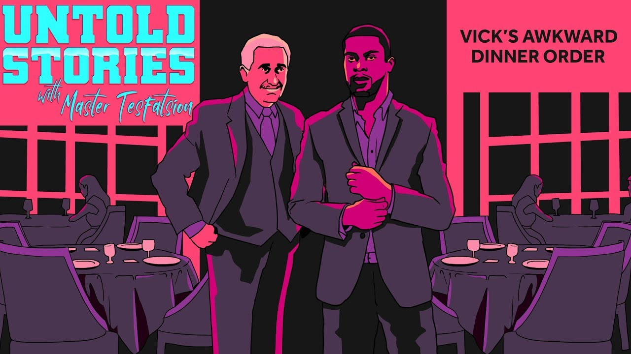 Michael Vick's First Dinner with Arthur Blank Got Real Awkward | Untold Stories