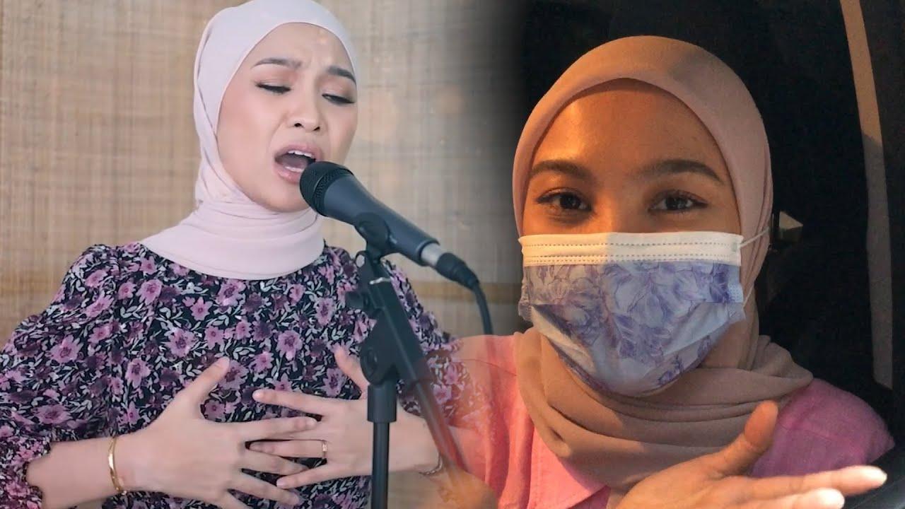 OMG Nabila Razali ke ni? Nyanyi lagu Reckless paling win, peminat happy dengar perubahan vokal