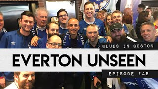 CRICKET FUNNIES & A TRIP TO BOSTON | EVERTON UNSEEN #48