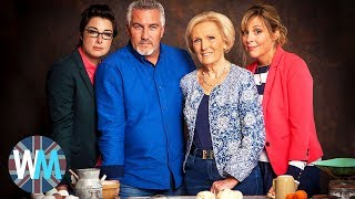 Top 10 Unforgettable Great British Bake Off Moments