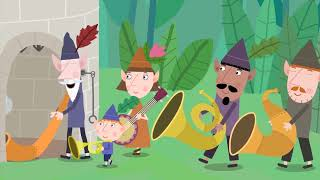 Маленькое королевство Бена и Холли -  Эльфийский оркестр