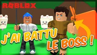 LE BOSS DE ROBLOX ! Roblox RPG World