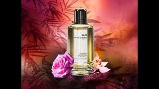 MANCERA Roses Vanille Reseña de perfume nicho