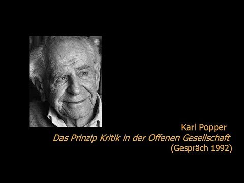 Film von Willy Hochkeppel/ Karl Popper