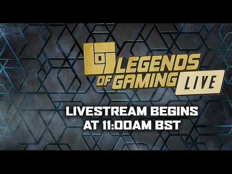 Legends Of Gaming Live Stream