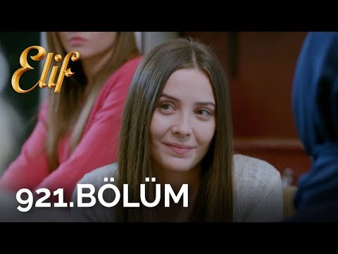 Elif 921. Bölüm | Season 5 Episode 166