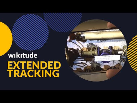 Extended Tracking - Wikitude SDK