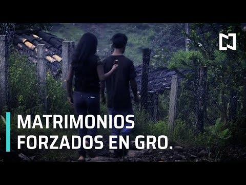 Los matrimonios forzados en Metlatónoc, Guerrero - Despierta