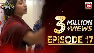 Champions With Waqar Zaka Episode 17 | Champions BOL House | Waqar Zaka Show
