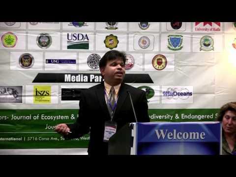 Sudhanshu Sekhar Panda   USA   Biodiversity 2015   Conferenceseries LLC