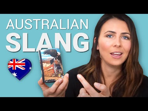 How to understand Australians   Slang Words & Expressions