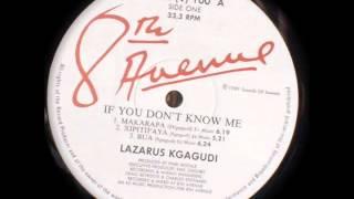Lazarus Kgagudi -Careless mistakes