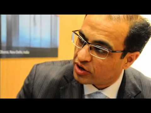Kapil Chopra, Executive Vice President, The Oberoi Group @ ITB Berlin 2012