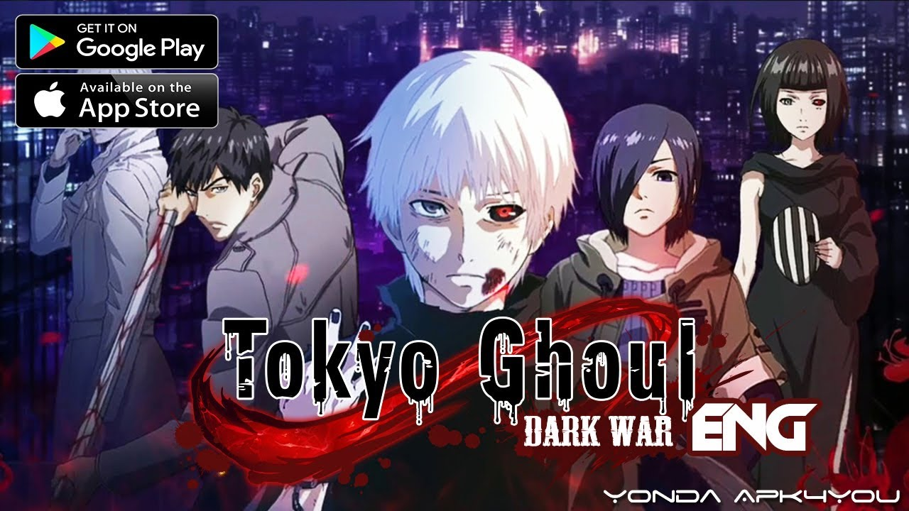 New Awesome Anime Game Tokyo Ghoul Dark War