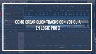 Download Como hacer un Click Track con voz guia