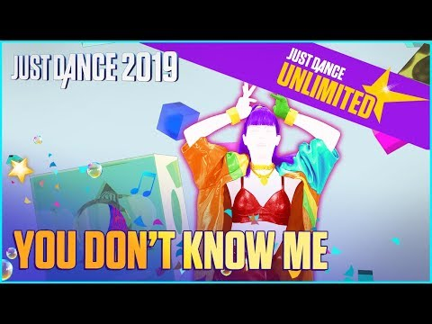 just-dance-unlimited:-you-don't-know-me-by-jax-jones-ft.-raye-|-official-track-gameplay-[us]