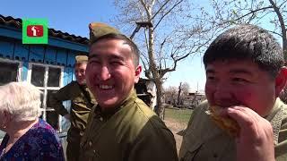 МИТИНГ 9 мая Казахстан БЕССМЕРТНЫЙ ПОЛК Астана Алматы в День Победы!