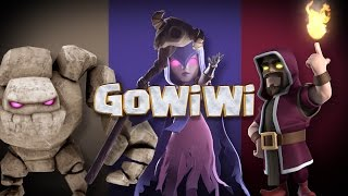 Witch Walk Funneling Strategy | TH9 GoWiWi Event | Clash Of Clans