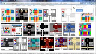 Tutorial how to make T-shirts in roblox (Only builder club)
