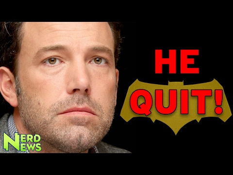 Ben Affleck QUITS Batman! Top 5 Directors To Replace Him!
