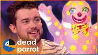 jack-vs-blobby-the-very-best-of-jack-whitehall-big-fat-quiz-dead-parrot