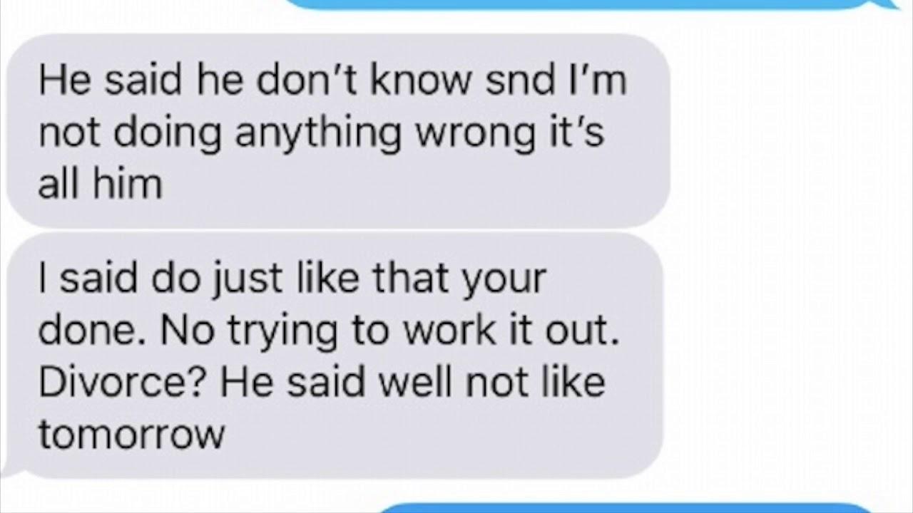 Shanann Watts - Texts with Friend, Addy