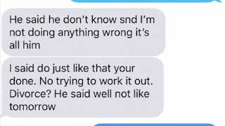 Shanann Watts - Texts with Friend, Addy