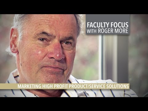 The Benefits of Bundling | Faculty Focus with Roger More - June 2013