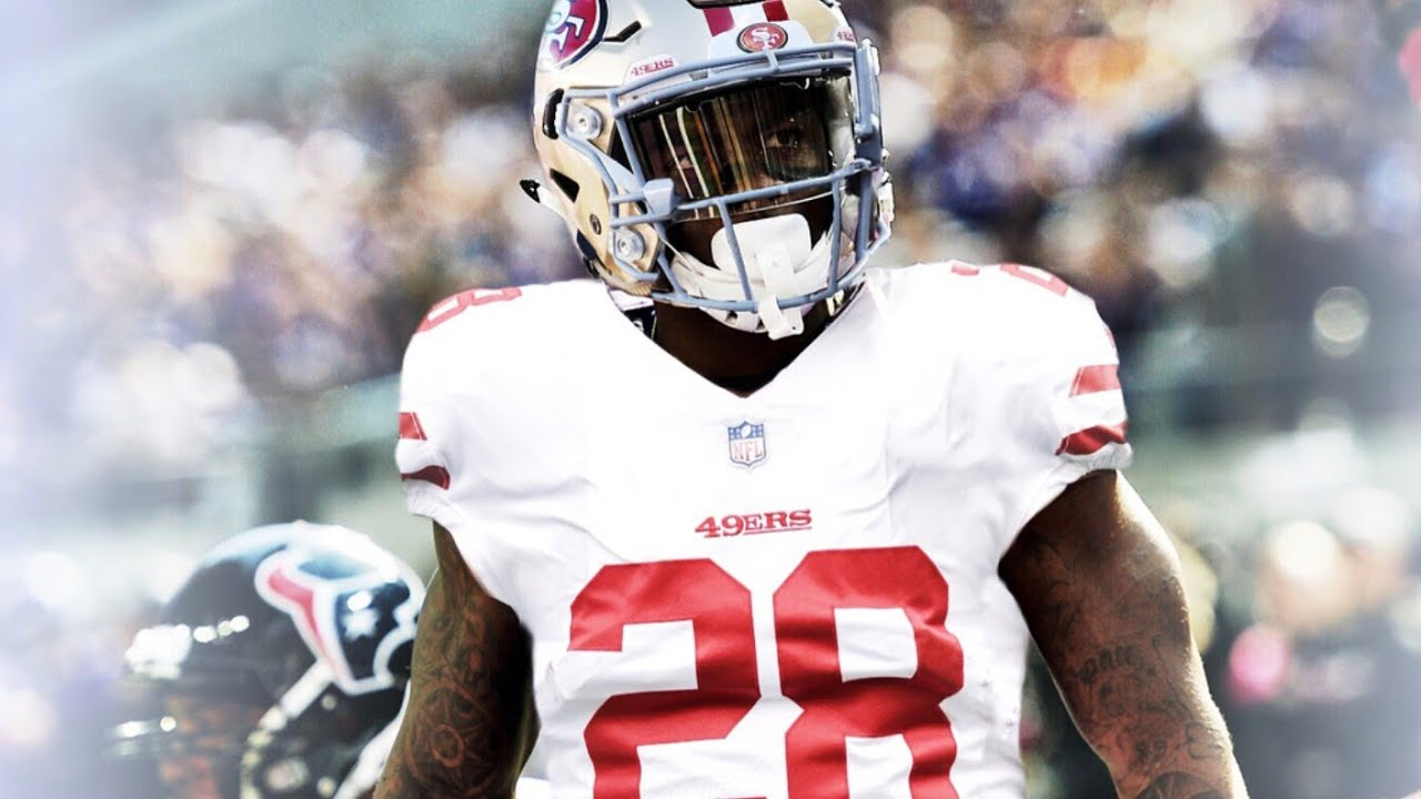 official photos fd58f 51f63 Jerick McKinnon | Welcome To The Niner Empire | 2018 49ers Highlights | NFL  HD