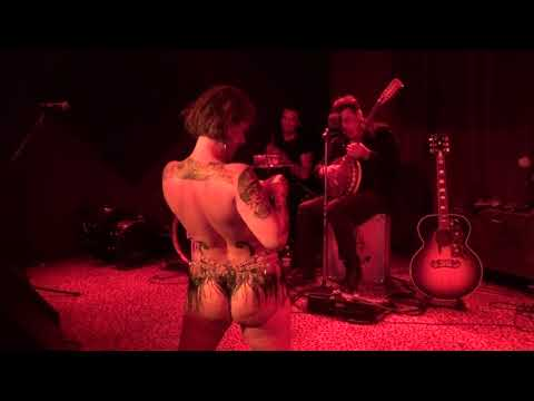 American Pickers Danielle Colby Gin Rummy Burlesque Show Dannie Diesel Indianapolis, Indiana Part 2