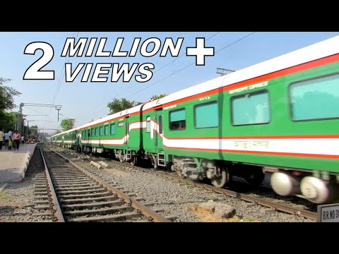 DHAKA – KOLKATA Maitree  মৈত্রী  Express  |  India`s Frontier Railway thumbnail