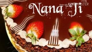 Happy Birthday Nana Ji Youtube